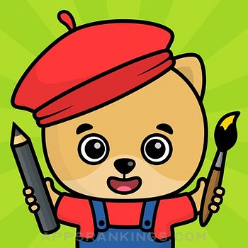 Drawing for kids: doodle games app reviews and download