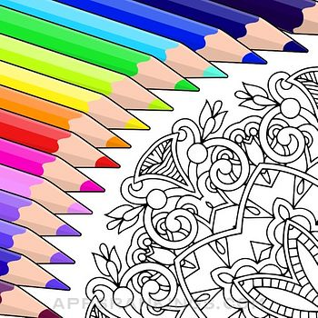 Colorfy: Art Coloring Game app reviews and download