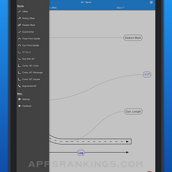 QuickBend: Conduit Bending Ipad Images