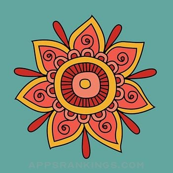 Coloring Book for Adults - PRINT and color 50 intricate drawings for relaxation and mindfulness. app reviews and download