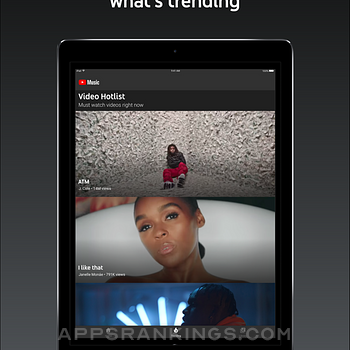 YouTube Music Ipad Images