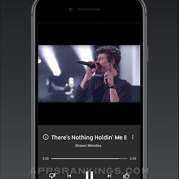 YouTube Music iphone images