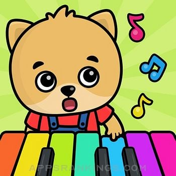 Baby piano for kids & toddlers app reviews and download