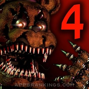 Five Nights at Freddy's 4 app reviews