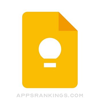 Google Keep - Notes and lists app reviews and download