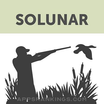 Solunar Hunting & Fishing Times app reviews and download