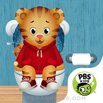 Daniel Tiger's Stop & Go Potty app reviews and download