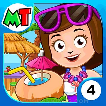 My Town : Beach Picnic app reviews and download