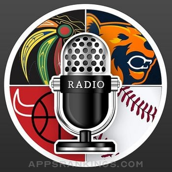 Chicago GameDay Radio for Bears Cubs White Sox app reviews and download