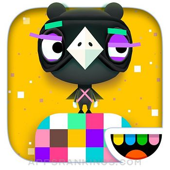 Toca Blocks app reviews and download