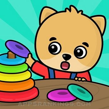 Toddler games for girls & boys app reviews and download