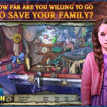 Whispered Secrets: Into the Beyond - A Hidden Object Adventure Ipad Images