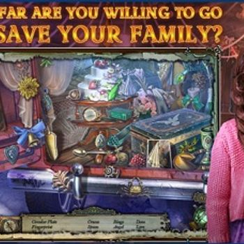 Whispered Secrets: Into the Beyond - A Hidden Object Adventure iphone images