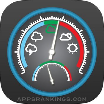 Barometer Plus - Altimeter app reviews and download