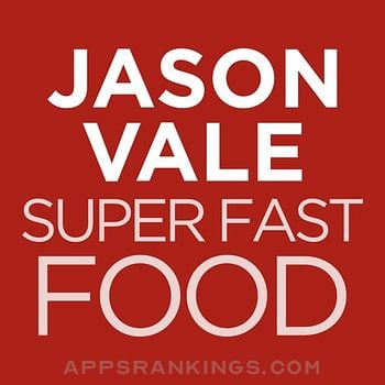 Jason Vale's Super Fast Food app reviews and download