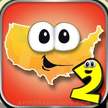 Stack the States® 2 app reviews and download