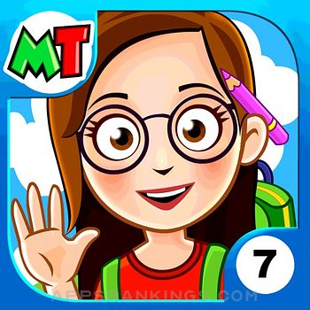 My Town : School app reviews and download