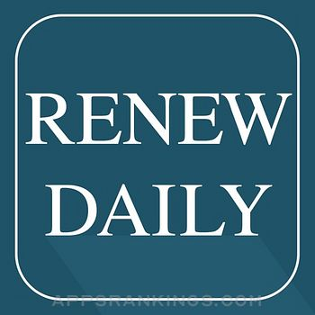 Renew Daily app reviews and download