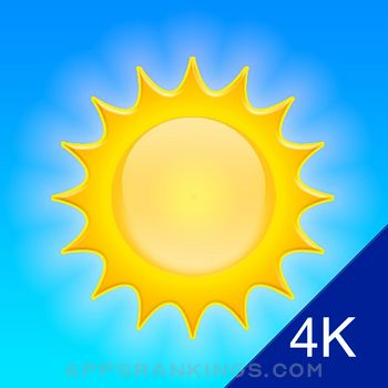Motion Weather 4K - Ultra HD app reviews and download