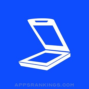 Easy Scanner - Scan documents to PDF in iBooks, email, print & more app reviews and download