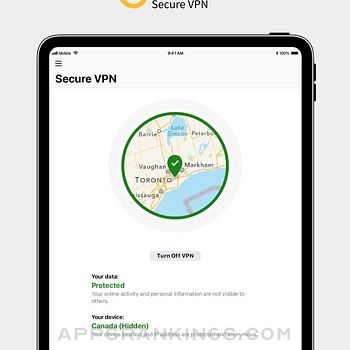 Norton Secure VPN & Proxy VPN ipad images