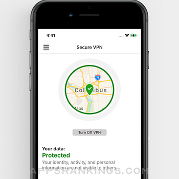 Norton Secure VPN & Proxy VPN iphone images