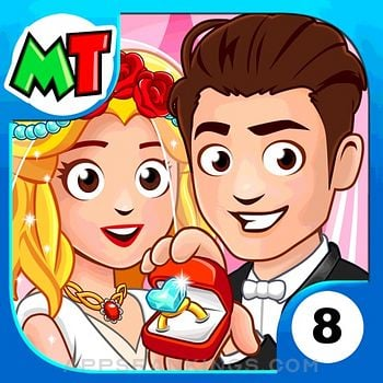My Town : Wedding Day app reviews and download
