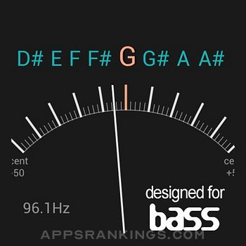 Fine Bass Tuner app reviews and download