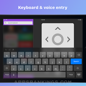 Roku TV Remote Control: RoByte Ipad Images