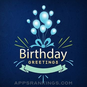 Happy Birthday Greetings, Wishes, Emojis, Text2pic app reviews and download
