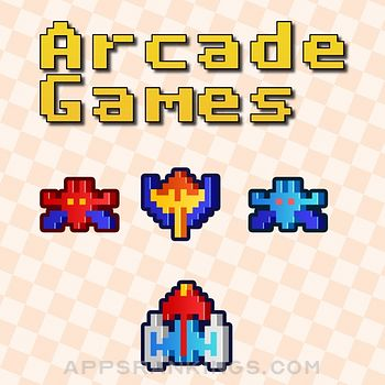 Best 80s arcade games app reviews and download