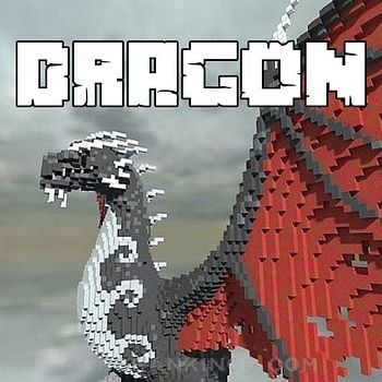 Dragons Mod for Minecraft PC - Ender Dragon with Game Of Thrones Edition Skins app reviews and download