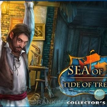 Sea of Lies: Tide of Treachery - A Hidden Object Mystery (Full) iphone images