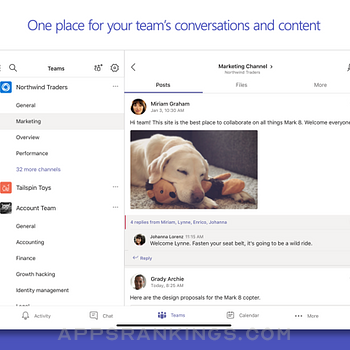 Microsoft Teams Ipad Images