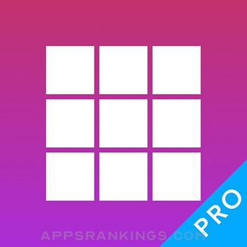 Griddy Pro: Split Pic in Grids app reviews and download