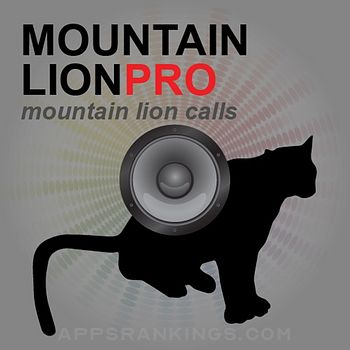REAL Mountain Lion Calls - Mountain Lion Sounds for iPhone app reviews and download
