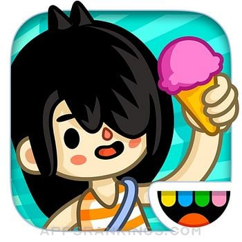 Toca Life: Vacation app reviews and download