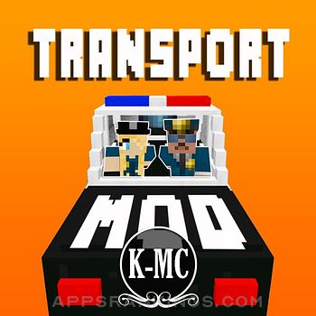 TRANSPORT MODS for MINECRAFT Pc EDITION app reviews and download