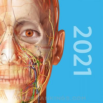 Human Anatomy Atlas 2021 app reviews