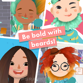 Toca Hair Salon 3 Ipad Images