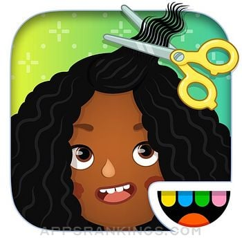 Toca Hair Salon 3 app description and overview