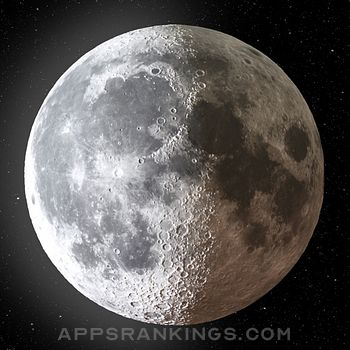 Moon Phases and Lunar Calendar app reviews and download
