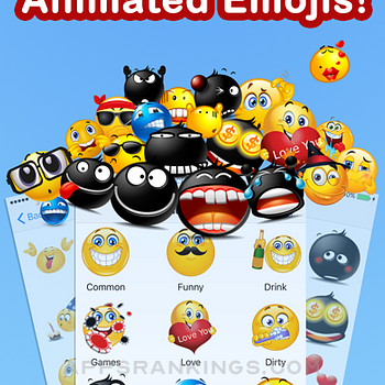 Emoticons Keyboard Pro - Adult Emoji for Texting iphone images