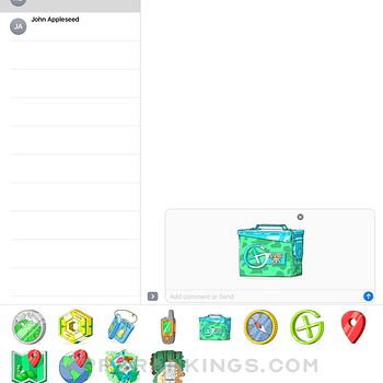 Geocaching Stickers Ipad Images