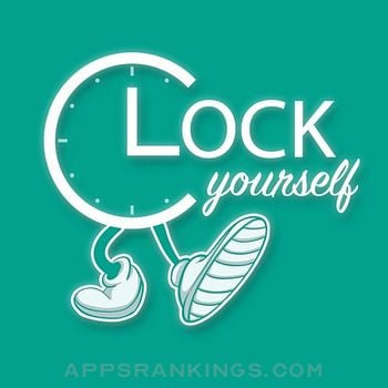 Clock Yourself app reviews and download