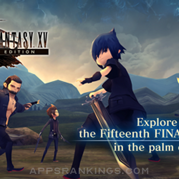 FINALFANTASY XV POCKET EDITION iphone images