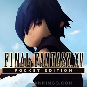 FINALFANTASY XV POCKET EDITION app description and overview