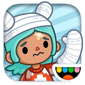 Toca Life: Hospital app reviews and download