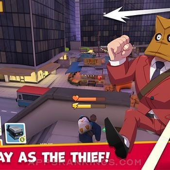 Snipers vs Thieves Ipad Images