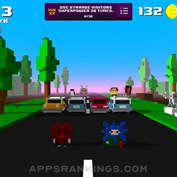 Chicken Jump - Crazy Traffic Ipad Images